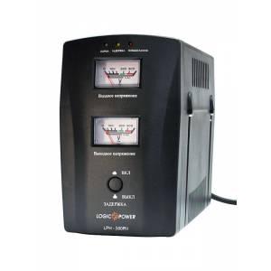 LogicPower  стабилизатор напряжения LPH-800RV plastic case 560Вт