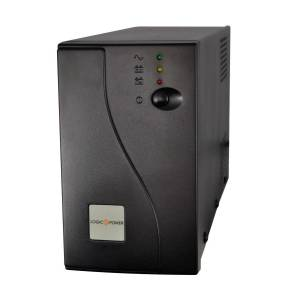 Logicpower U650VA AVR, USB ИБП линейно-интерактивный