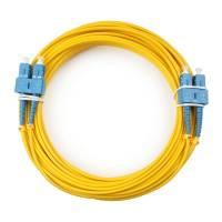 MCP SC/UPC-SC/UPC-DX(DUPLEX)-SM-3mm-10m, (LC/UPC) патчкорд оптический внутренний