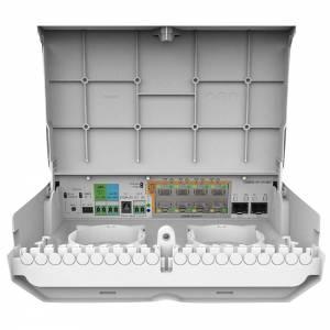 Mikrotik Cloud Smart Switch CSS610-8P-2S+OUT