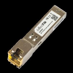 Mikrotik S-RJ01 (RJ45 SFP 10/100/1000M)