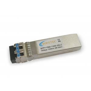Модуль оптический Sofetec SFP+ 10G-1SM-1330nm-20LC