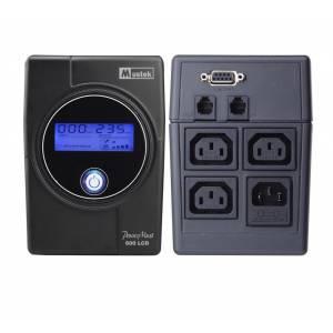 Mustek PowerMust 600 LCD ИБП