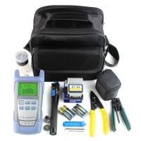 Набор для монтажа ВОЛС (Fiber Tool Kit) FTK-01 с OPM, VFL, скалывателем