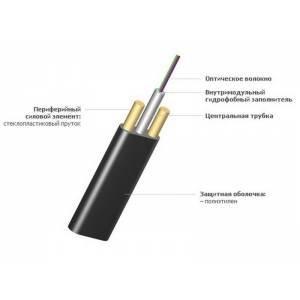 Одескабель ОКАДт-Д(1,0)П-2Е1 подвесной оптоволоконный кабель (ШПД)