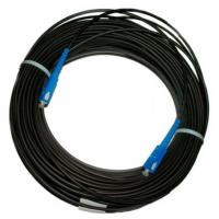Патч-корд оптический внешний Fibercord ОКТ-Д(0,5) SC/UPC-SC/UPC 100м