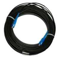 Патч-корд оптический внешний MCP SC/UPC-LC/UPC SM Simplex 3mm 75 m