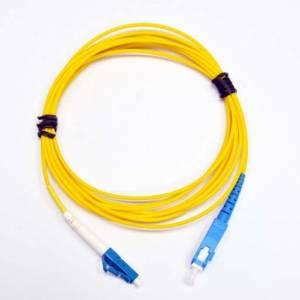 Патч-корд SC/UPC-LC/UPC Simplex 5м