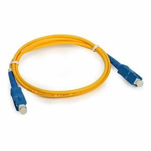 Патч-корд SC/UPC-SC/UPC Simplex 3 м