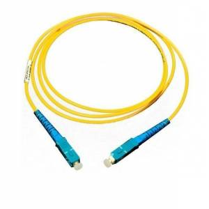 Патч-корд SC/UPC-SC/UPC Simplex 1,5 м