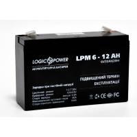 LogicPower LPM 6-12 AH аккумулятор