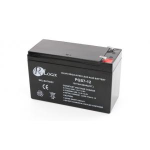 ProLogix 12в 7AH (GS7-12) аккумулятор гелевый для ИБП