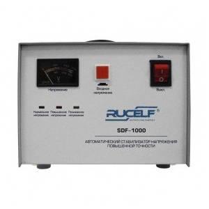 RUCELF SDF-1000 стабилизатор электромеханический