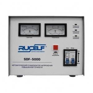 RUCELF SDF-5000 стабилизатор электромеханический