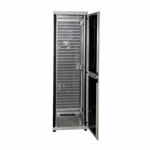 Шкаф напольный серверный CSV Lite Plus S 42U-600х1000 (перф.)