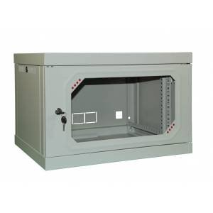 Шкаф настенный CSV Wallmount Lite 6U-450 (акрил)