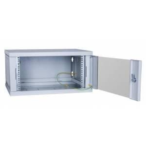 Шкаф телекоммуникационный настенный 12U СН-12U-06-04-ДС-1-7035