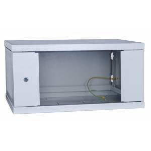 Шкаф телекоммуникационный настенный 12U СН-12U-06-06-ДС-1-7035