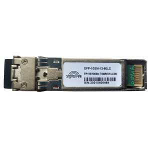 Signal Fire SFP+ 10G WDM 60km TX1330/RX1270 LC DDM модуль (SFP-10SM-13-60LC)