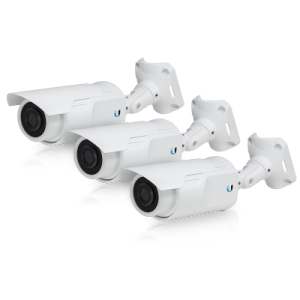Ubiquiti UniFi Video Camera 3-pack (UVC)