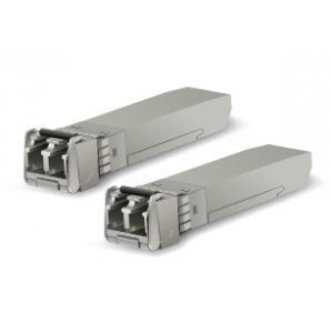 Ubiquiti SFP+ модуль LC MM 10G 850nm 300 m (UF-MM-10G)