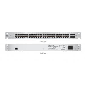 Ubiquiti UniFi Switch PoE US‑48‑500W