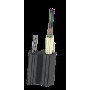 UTEX ОКП8(2,7)Т-04 2,7 кН подвесной оптический кабель с тросом