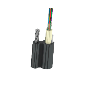 UTEX ОКП8(2,7)Т-48 2,7 кН подвесной оптический кабель с тросом