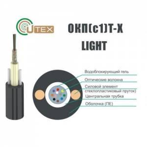 UTEX ОКП(с1,0)ЛТ-08 1,0 кН подвесной оптический кабель