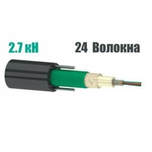 UTEX ОКЗ(б2,7)Т-024 2,7 кН подземный бронированный оптический кабель