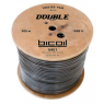 Витая пара BiCoil DOUBLE UTP Cat.5e 4PR CCA 0.51 мм PVC+PE Outdoor 305м