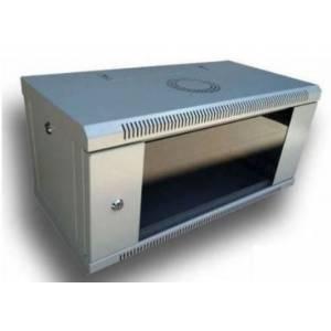 Hypernet WMNC-30-4U-FLAT шкаф коммутационный настенный 4U 600x300 разборной