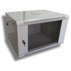 Hypernet WMNC-6U-FLAT шкаф коммутационный настенный 6U 600x450 разборной