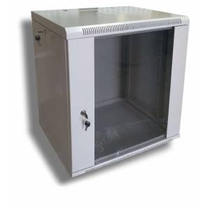 Hypernet WMNC66-12U-FLAT шкаф коммутационный настенный 12U 600x600 разборной