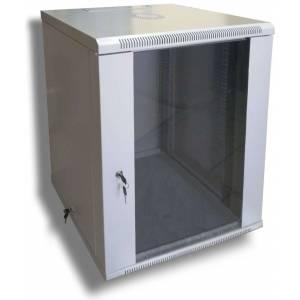 Hypernet WMNC66-15U-FLAT шкаф коммутационный настенный 15U 600x600 разборной