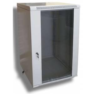 Hypernet WMNC66-18U-FLAT шкаф коммутационный настенный 18U 600x600 разборной