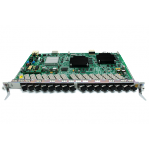 ZTE GTGH плата расширения C320 16*GPON Board (C++)